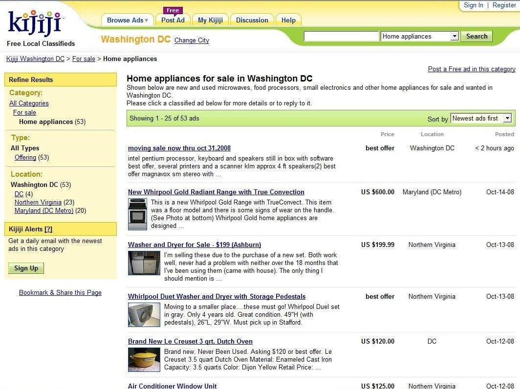 Save Ebay And Paypal Fees List On Kijiji And Show Up For Free On Ebay Thebrewsnews
