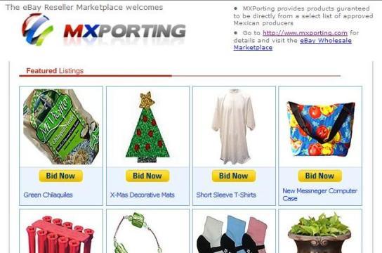 mxporting