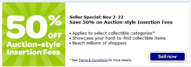 The Ebay Auction Insertion Fees {Forum Aden}