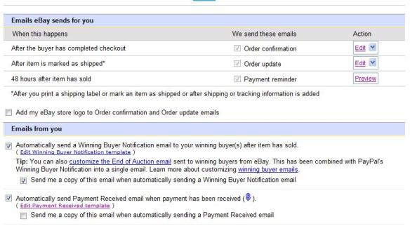 New Emails Ebay Sends For You The Seller Thebrewsnews